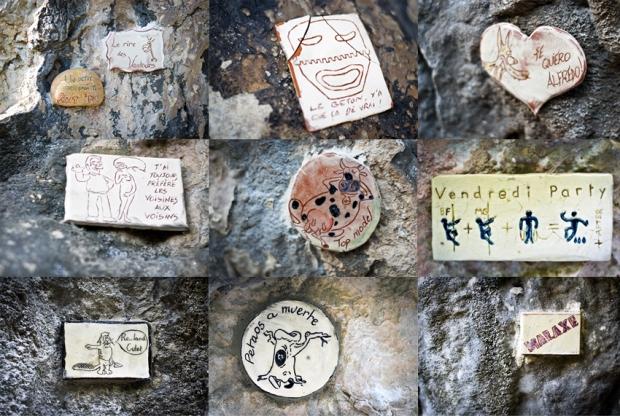 Połączenie praktyki (łatwiej znaleźć drogę) i estetyki – tabliczki z nazwami dróg