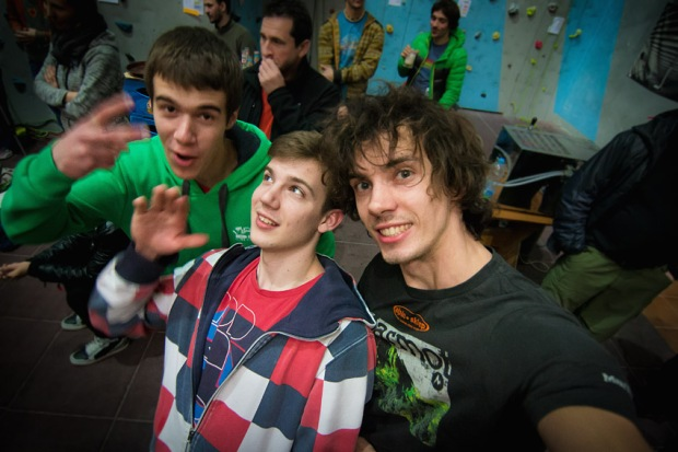 Dream team na MP we Wrocławiu – Maciek, Szymon i ja