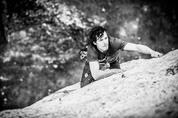 Tuż po dolnym boulderze na Królowej Południa, fot. Maciek Ostrowski
